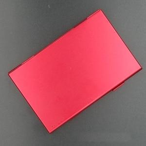 Image 4 - Black Aluminium Alloy Micro for SD MMC TF Memory Card Storage Box Protecter Case 4x for SD Card 8 X Micro SIM Card
