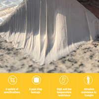 5m di Alluminio del Nastro Adesivo Impermeabile Nastro Adesivo Super-Riparazione Crepa Addensare Butile Nastro Impermeabile Ristrutturazione Casa Sticker