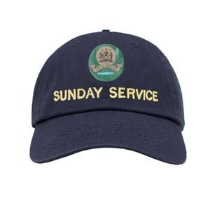 New Kanye West Sunday Service Jesus Is King Album Baseball Caps Embroidery Dad Hat Unisex Women Man Hats Latest album Snapback(China)