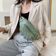 Luxury Women Messenger Belt Bag Pack Waist Bags Girl Travel