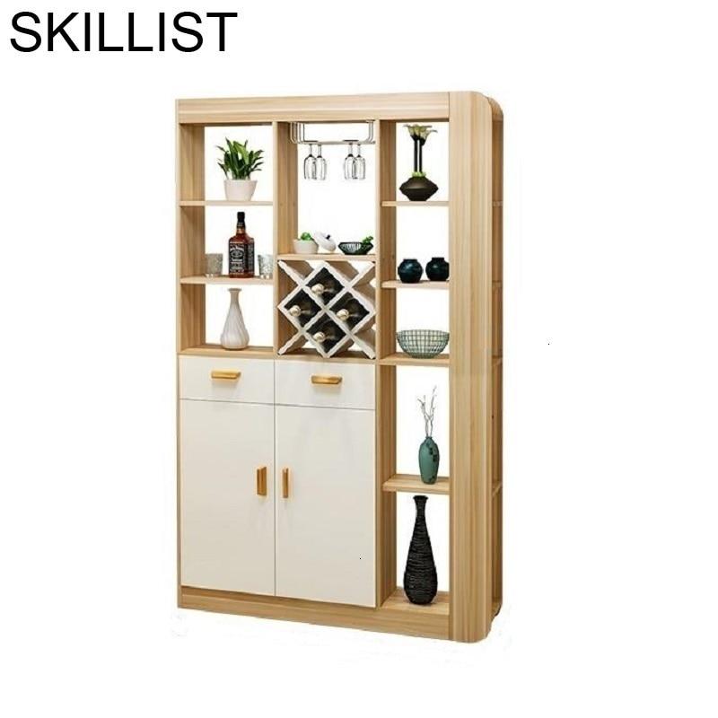 Kast Meuble Cristaleira Meja Meble Kitchen Cocina Hotel Sala Living Room Rack Shelf Furniture Mueble Bar Wine Cabinet