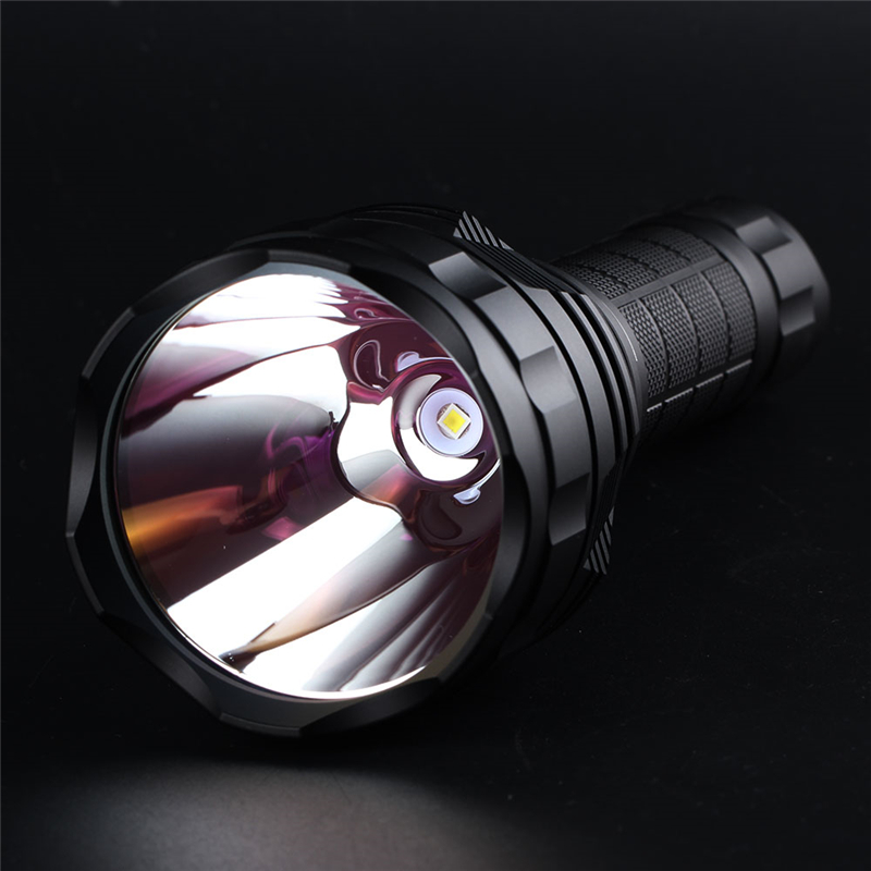 Convoy L21A XHP35 HI 2300mAh Output Long Throw Powerful Flashlight 18650 For Camping Hunting Torch LED Lantern Portable Lamp