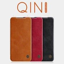 NILLKIN Qin étui en cuir pour Samsuang Galaxy S20 FE A42 M51 couvercle rabattable porte carte aSamsung S20 Note 20 Ultra 10 S10 Lite sac