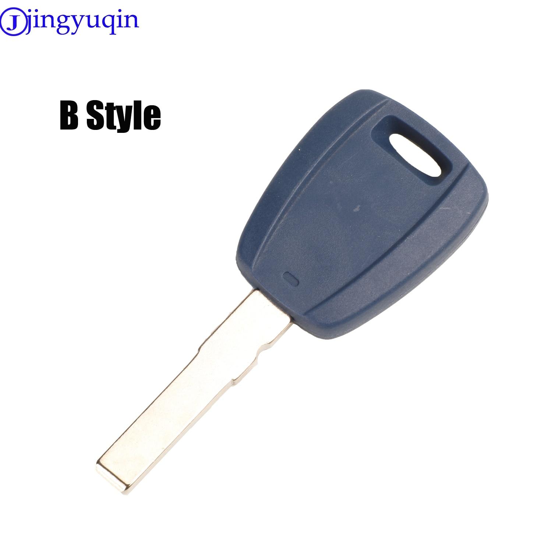 1 Button Remote Flip Folding Key Shell For Fiat Seicento Punto Stillo Bravo New