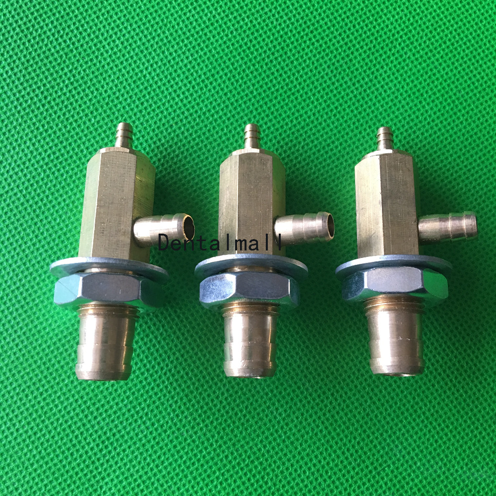 6*4mm Dental Strong Suction Brass Valve For Dental Supplies Dental Chair Accessories