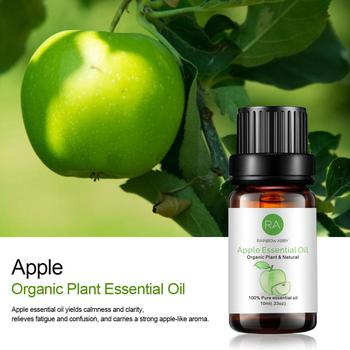 natural Apple essential oil Relax Skin whitening Improve sleep Acne treatment Apple oil relax body treatment oil by clarins for unisex 3 4 oz