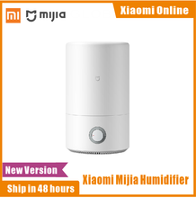 Увлажнитель Xiaomi Mijia 4L для дома, бесшумный, для спальни, для беременных, для детей, большой, противотуманный, Офисная стерилизация, увлажнение