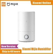 Xiaomi mijia novo umidificador 4l, casa, quarto, grávidas, bebê, grande, escritório, esterilização, tom leve, umidificação