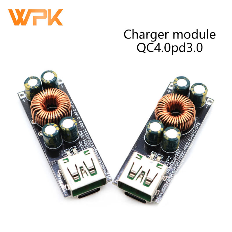 Full Protocol Mobile Phone Fast Charging Charger Module QC4.0pd3.0 Flash Charging Huawei SCPFCP Apple Fast Charging Motherboard