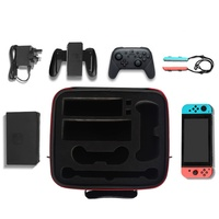 Protective Storage Bag For Nintendo Switch Hard Case Portable For NS Pro Console Travel Carrying Handbag