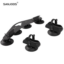 SANJODS Roof Rack Frame Suction Car Rack Quick Installation Sucker Roof for MTB Mountain Road Bike Carrier For Car недорого