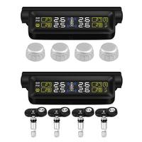CAREUD T680 Car TPMS Tyre Pressure Monitor System with 4 Wireless Sensors