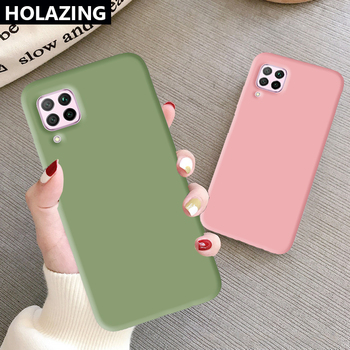for Huawei Nova 7i 6 7 SE Nova 5T 5 5T 5i Pro 4 4E 3E 3i 3 Silicone Case Candy Colorful Phone Cases Clear Cover Coque Funda image
