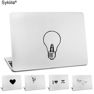 Vinyl Sticker for Macbook Air 13 11 Pro 13 15 16 17 12 Retina Laptop Computer Notebook Decal Skin Backlit Love for iPad Tablet