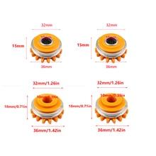 Kemppi type MIG Welding Wire Feeding Roll V U Knurl Groove 0.6mm 0.8mm 1.0mm 1.2mm Size 35*18*10  Wire Feeder Roller