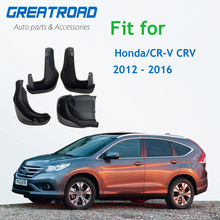 Car Mud Honda/cr-V Flaps Mudguards Fender-Accessories for CRV