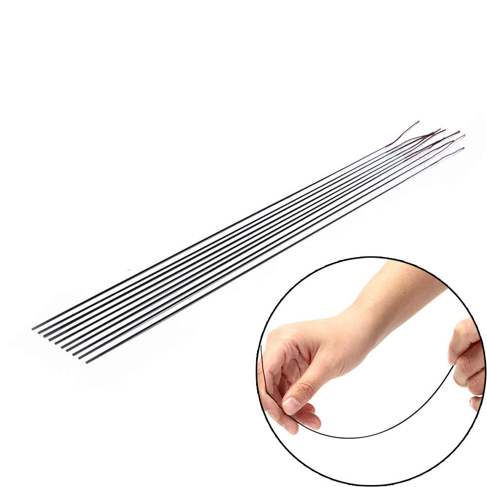 45 Cm Carbon Hengel Tips Spare Tip Taiwan Hengel Tips Full Size Solide En Holle Carbon Staaf Accessoires