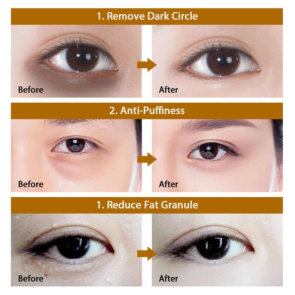 الكولاجين قناع عين 60 قطعة = 30pairs ترطيب الذهب هلام أقنعة هيدروجيل العين بقع مكافحة الشيخوخة مكافحة الانتفاخ العناية بالبشرة التصحيح