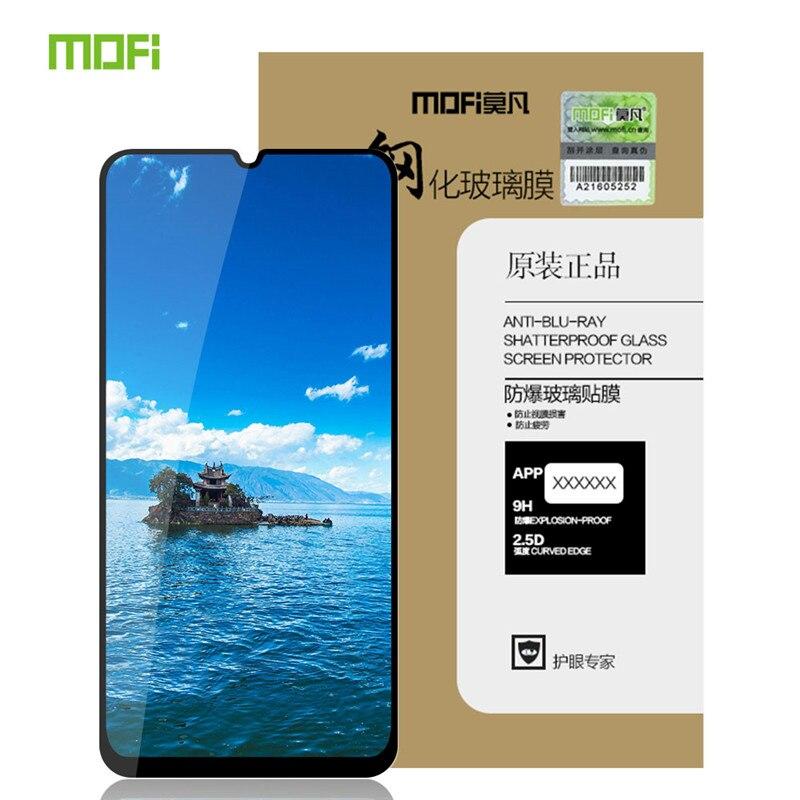 MOFI For Samsung S10E M10/20/30/40 Tempered Glass Full Screen Coverage Tempered Glass Screen Protector For A8S A6/7/9 A6+ 2018