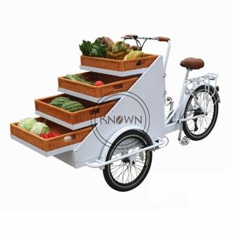 W nowym stylu popularne owoce warzywa trike nowy projekt dorosłych tanie ulicy mobilne elektryczny trójkołowiec na sprzedaż w Roboty kuchenne od AGD na