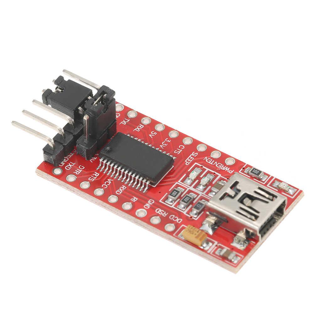 برو صغير ATMEGA328P 5 فولت/16 ميجا هرتز مجلس FTDI FT232RL USB إلى TTL محول مسلسل وحدة متوافقة ل اردوينو