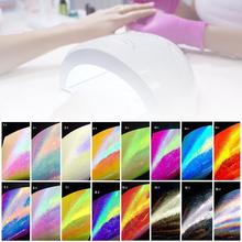 16PCS Nail Art Supply-  Sticker Fire Flame Decal Applique DIY Manicure Stickers Decoration