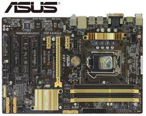 Материнская плата Asus Z87-K, используемая настольная материнская плата Z87 LGA 1150 DDR3 32G SATA3 USB3.0 ATX
