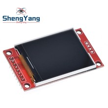 ShengYang 1,8 inch TFT LCD Modul LCD Screen Modul SPI serielle 51 treiber 4 IO fahrer TFT Auflösung 128*160