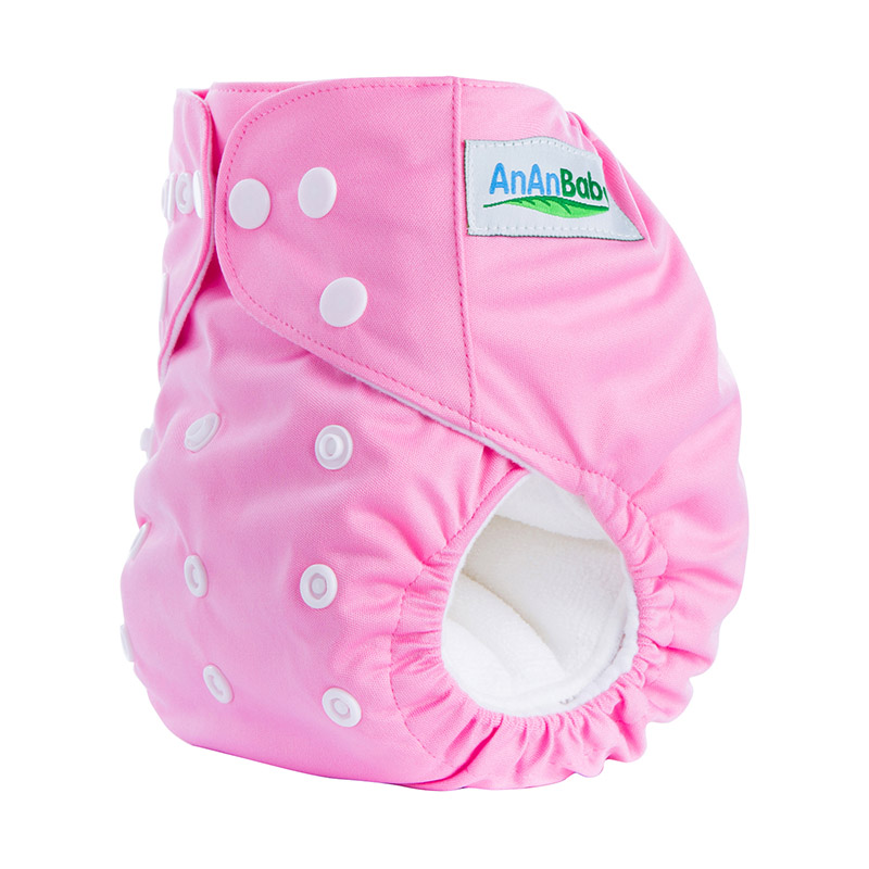 100Pcs/Lot Eco Friendly Baby Cotton Nappies Diapers A Series Without Insert Suit 3-15KG And You Can Choose A Suit