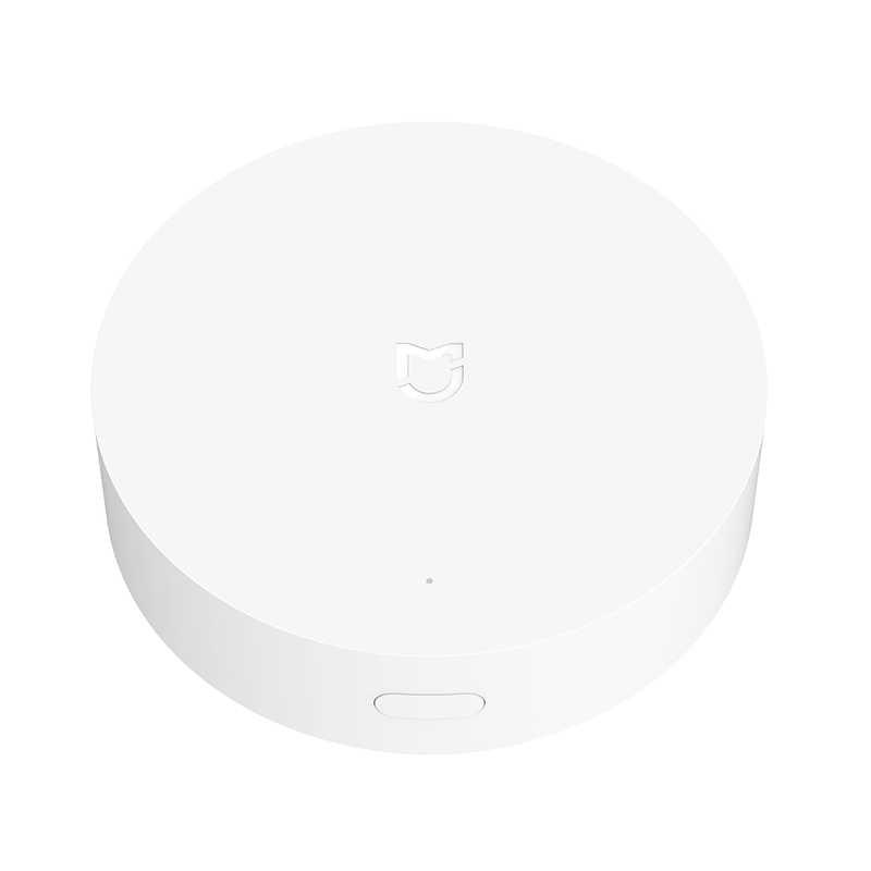 Xiaomi Mijia Multi-โหมดSmart Home GATEWAY ZigBee WIFI Bluetoothตาข่ายHUBทำงานMi-บ้านApple homekitบ้านอัจฉริยะHUB