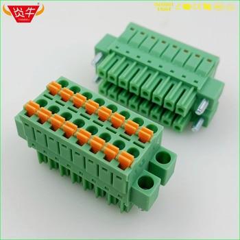 KF2EDGKNHM 3.5 2P ~ 12P PCB PLUG-IN TERMINAL BlOCKS 15EDGKNHM 3.5mm 4PIN ~ 24PIN FMCD 1,5/ 3-STF-3,5 PHOENIX CONTACT DEGSON KEFA