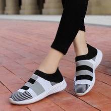 2020 Summer Socks Sneakers Women Vulcanized Shoes