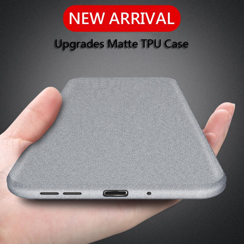 Case for Vivo Z3 Z3i Z1 Z5X  Pro Z1i Fingerprint Case Soft Matte Ultra Thin TPU Cover for Vivo Z1 Pro Z1i Case