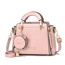 Women's Crossbody Bags New Designer Messenger Bags Famous Brand Ladies Handbag bags Female PU Leather Tote Shoulder bag