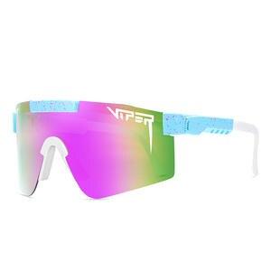 Sports Sunglasses Polaroid-Lens Pit Viper Women Original High-End Case Tr90-Material
