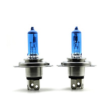 цена на 2pcs H1 H4 H7 H11 55W 100W 12V Super Bright White Fog Lights Halogen Bulbs High Power Car Headlight Lamp Auto Accessories