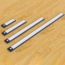 Zerouno LED Küche Licht Hand Scan Sweep Rohr Schrank Lampe Motion Sensor Smart 40cm 5V Magnetische Stick Unterbett bar Beleuchtung