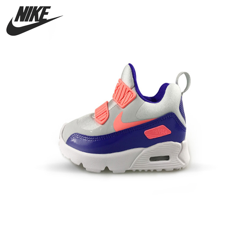 Original New Arrival NIKE TINY 90 (TD) Kids shoes Children Sneakers