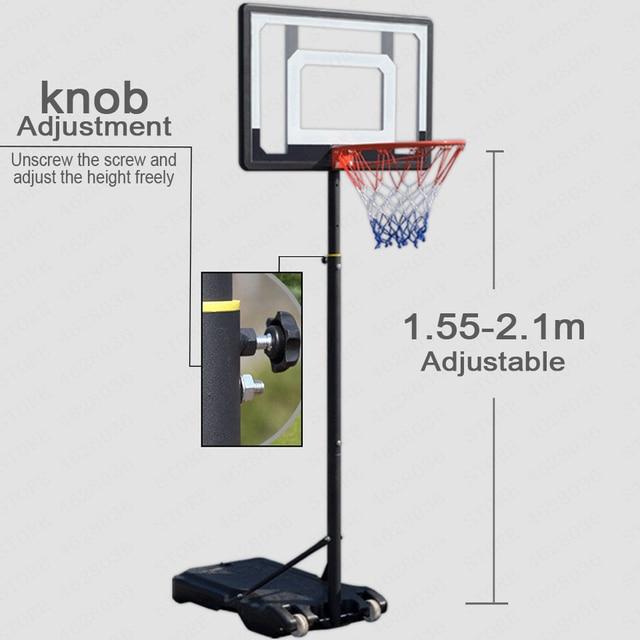 Mobile Basketball Hoop Stand  4