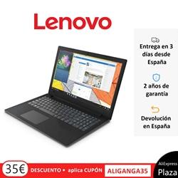 Laptop 15 Inci-Lenovo V145-15AST-AMD A9-9425/8 Gbgb/256 SSD/Radeon R5-Windows 10 Home FHD Keyboard Spanyol Kamus