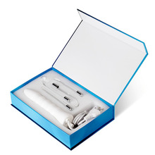 Новая портативная высокочастотная прямая расческа для волос D'arsonval устройство для удаления прыщей и пятен