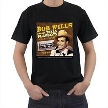 Новая футболка Bob Wills & amp His Texas Playboys