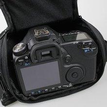 Сумка для камеры DSLR модная сумка через плечо Цифровой Водонепроницаемый Чехол w/дождевик DSLR мягкая мужская и женская сумка для Canon Nikon sony SLR