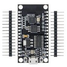 10 قطعة وحدة NodeMCU V3 Lua WIFI تكامل ESP8266 + ذاكرة إضافية 32 متر فلاش ، USB المسلسل CH340G A62
