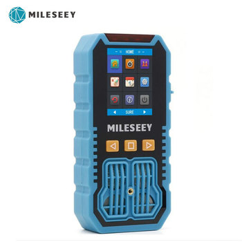 Mileseey Handheld LCD Multifunctional gas detector 4 in 1 toxic harmful gas H2S/CO/O2/ EX gax Analyzer High Precision Detector riot control oxygen gas analyzer o2 concentration measuring instrument detector tester smartsensor w sound