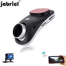 Jabriel Hidden 3G mini dash camera Car DVR HD1080P dual Lens recording remote monitor dashboard car video recorder Wifi(China)