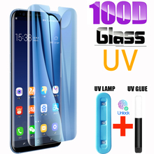 Защитное стекло, закаленное стекло для Samsung Galaxy S10 Plus S9 S8 S20 S10e S 9 8 10 e Note 20 Ultra S10