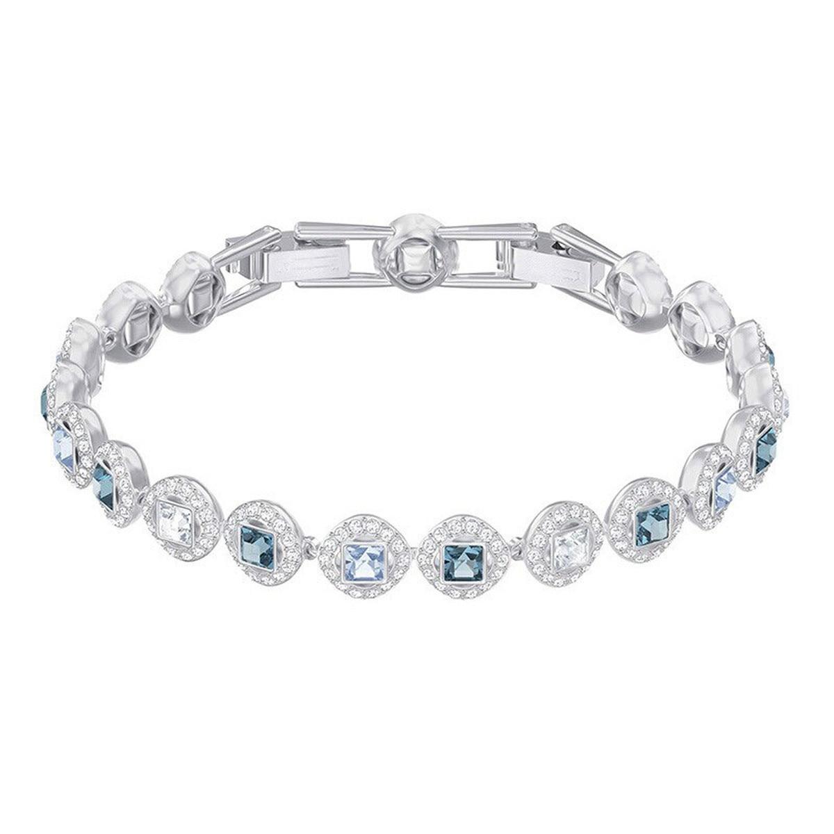 ERIN  High quality SWA fashion women's single row round Bracelet