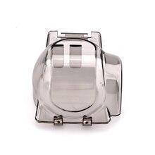 Крышка объектива камеры для DJI Mavic Pro Drone, Защита камеры, карданный подвес, держатель для транспортировки, стабилизатор, крепление, фиксатор, запасные части