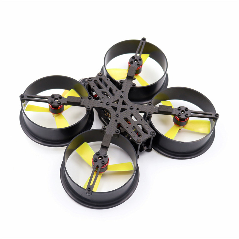 Hot Reptile CLOUD-149 149mm 3inch 4S 20A BLHELI_S Mini F4 1200TVL Camera PNP FPV Racing RC Drone Quadcopter Multirotor RC Toys